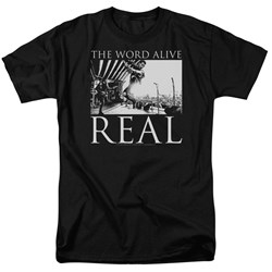 The Word Alive - Mens Live Shot T-Shirt