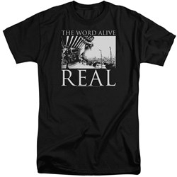 The Word Alive - Mens Live Shot Tall T-Shirt