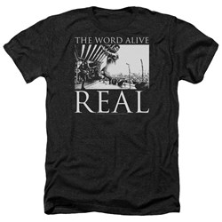 The Word Alive - Mens Live Shot Heather T-Shirt