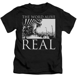 The Word Alive - Little Boys Live Shot T-Shirt