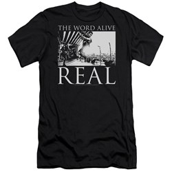 The Word Alive - Mens Live Shot Premium Slim Fit T-Shirt