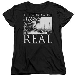 The Word Alive - Womens Live Shot T-Shirt