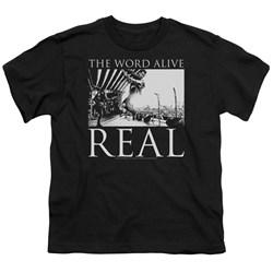 The Word Alive - Big Boys Live Shot T-Shirt