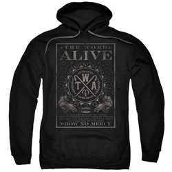 The Word Alive - Mens Show No Mercy Pullover Hoodie