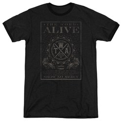 The Word Alive - Mens Show No Mercy Ringer T-Shirt