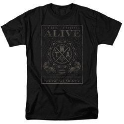The Word Alive - Mens Show No Mercy T-Shirt