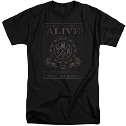 The Word Alive - Mens Show No Mercy Tall T-Shirt