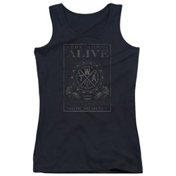 The Word Alive - Juniors Show No Mercy Tank Top