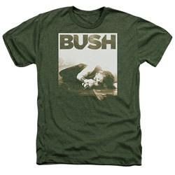 Bush - Mens Floored Heather T-Shirt