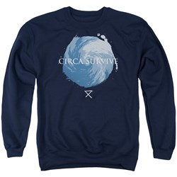 Circa Survive - Mens Storm Sweater
