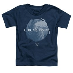 Circa Survive - Toddlers Storm T-Shirt