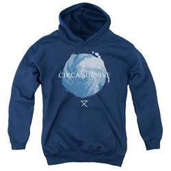 Circa Survive - Youth Storm Pullover Hoodie
