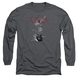 Steve Vai - Mens Vai Axe Long Sleeve T-Shirt