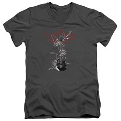 Steve Vai - Mens Vai Axe V-Neck T-Shirt