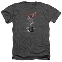 Steve Vai - Mens Vai Axe Heather T-Shirt