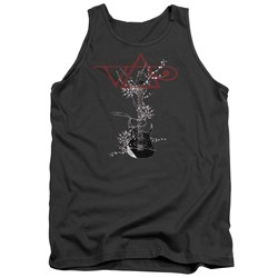 Steve Vai - Mens Vai Axe Tank Top