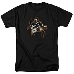 Steve Vai - Mens Vai Guitar T-Shirt