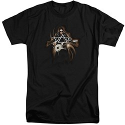 Steve Vai - Mens Vai Guitar Tall T-Shirt