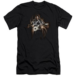 Steve Vai - Mens Vai Guitar Premium Slim Fit T-Shirt
