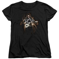 Steve Vai - Womens Vai Guitar T-Shirt