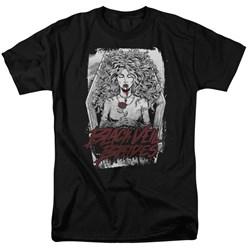Black Veil Brides - Mens Coffin Queen T-Shirt