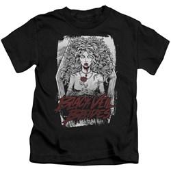 Black Veil Brides - Little Boys Coffin Queen T-Shirt