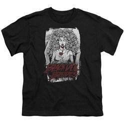 Black Veil Brides - Big Boys Coffin Queen T-Shirt