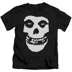 Misfits - Little Boys Fiend Skull T-Shirt