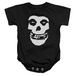 Misfits - Toddler Fiend Skull Onesie