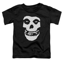 Misfits - Toddlers Fiend Skull T-Shirt