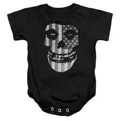 Misfits - Toddler Fiend Flag Onesie