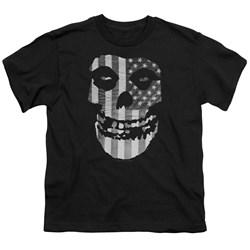 Misfits - Big Boys Fiend Flag T-Shirt