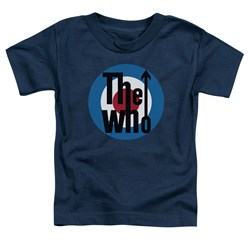 The Who - Toddlers Logo T-Shirt