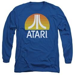 Atari - Mens Sunrise Clean Long Sleeve T-Shirt