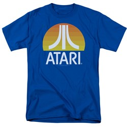 Atari - Mens Sunrise Clean T-Shirt
