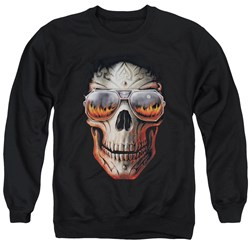 Anne Stokes - Mens Hellfire Sweater
