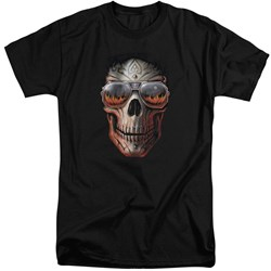 Anne Stokes - Mens Hellfire Tall T-Shirt