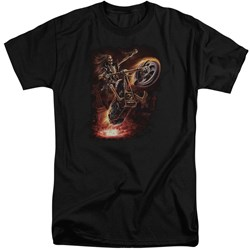 Anne Stokes - Mens Hellrider Tall T-Shirt