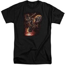 Anne Stokes - Mens Hellrider Tall T-Shirt