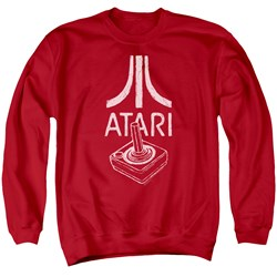 Atari - Mens Joystick Logo Sweater