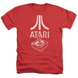 Atari - Mens Joystick Logo Heather T-Shirt