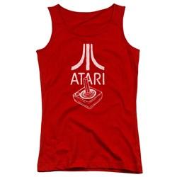 Atari - Juniors Joystick Logo Tank Top