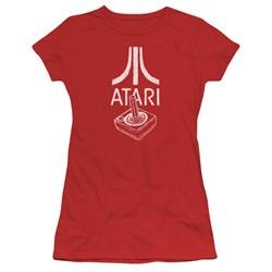 Atari - Juniors Joystick Logo Premium Bella T-Shirt