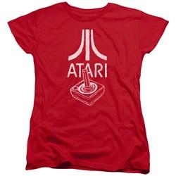 Atari - Womens Joystick Logo T-Shirt