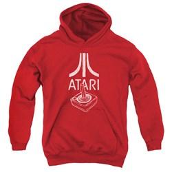 Atari - Youth Joystick Logo Pullover Hoodie