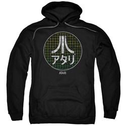 Atari - Mens Japanese Grid Pullover Hoodie