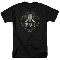 Atari - Mens Japanese Grid T-Shirt