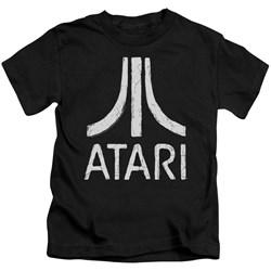 Atari - Little Boys Rough Logo T-Shirt