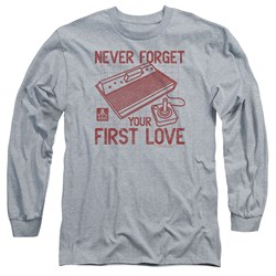 Atari - Mens First Love Long Sleeve T-Shirt
