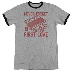 Atari - Mens First Love Ringer T-Shirt